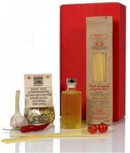 Spaghetti Pasta Set Algio Olio